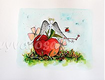 - ...sedím na jabĺčku... - 1276312