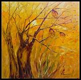 Obrazy - Šum lístia vo vetre - 1282235