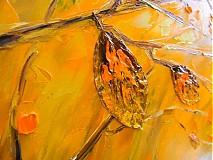 Obrazy - Šum lístia vo vetre - 1282236