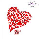 Darčeky pre svadobčanov - Vyrezávané svadobné etikety Flying Hearts - 1306556