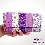 Peňaženky - Když kvetou první fialky................:o) - 1306999