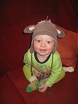Detské čiapky - Zajačik - 1307900