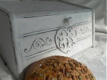 Nádoby - Chlebník ako od babičky ...  - 1317497