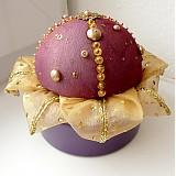 - Na malé poklady v zlato-fialovom - 1318097