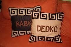 Úžitkový textil - babka a dedko... - 1324903
