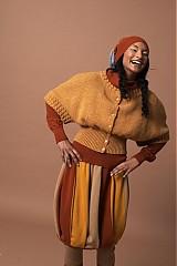 Sukne - balonová sukně FALAK-kolekce DESERT - 1326032