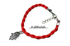Náramky - kabbalah náramok ruka 2 - 1327074