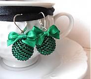 - Smaragdové mašličky - 1331598