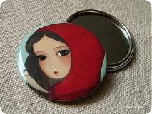 - Zrkadielko do kabelky pre pekné dievčinky - 134114