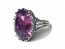 Prstene - purple queen - 1347137