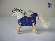 Hračky - koník - 1351222