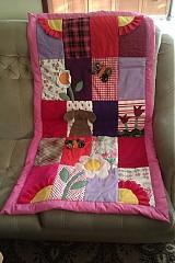 Úžitkový textil - Prikrývka - 1354455