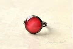 - Prstienok - Pretty Red - 1360884