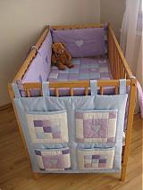 Textil - setík do postieľky - 1364344