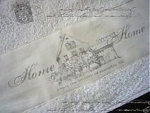 Úžitkový textil - uterak...uteracik... - 1368866