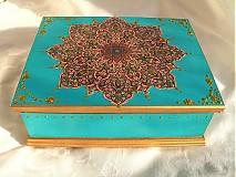 Krabičky - Čaro Orientu - 1370909