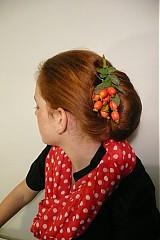 Ozdoby do vlasov - Šípky na veľkej pinetke by Hogo Fogo - 1372351