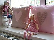 Úžitkový textil - vankúšiky na želanie-odoslané:-o))) - 1376476