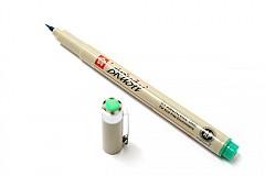 Pomôcky/Nástroje - Pigma brush - rôzne farby - 1380929