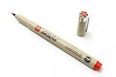 Pomôcky/Nástroje - Pigma brush - rôzne farby - 1380931