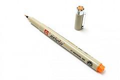 Pomôcky/Nástroje - Pigma brush - rôzne farby - 1380942