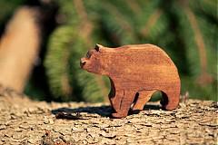 Hračky - Medveď - 1389877