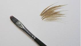 Pomôcky/Nástroje - Štetec hrebeňovitý (PM08 - comb brush) - No 3/8 - 1391679
