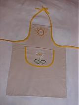 Detské oblečenie - Malá kvetinka v kuchyni - 1392110