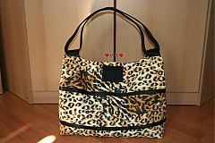 Veľké tašky - LEOPARDICA... :) - 140011