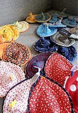 Úžitkový textil - Sliepka vs. kohút  - 1403361