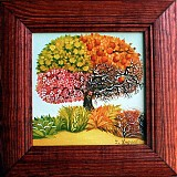 Obrazy - Strom ročních období - 140429