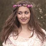 - Růžový věneček do vlasů - 1405284
