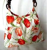 Kabelky - Keď zakvitnú tulipány..... - 1409577