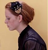 Ozdoby do vlasov - BLACK GOLD by Hogo Fogo - 1416344