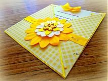 Papiernictvo - Nech slnko svieti kde si Ty.... :) - 1425583