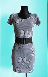 Šaty - Šaty motýl - 1427195