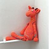 Hračky - Pani Žirafa - 1431740