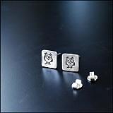 Náušnice - Soví puzetky - 1432834