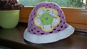 Detské čiapky - klobucik - 1443246