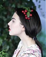Ozdoby do vlasov - Čerešne by Hogo Fogo - 1444815