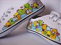 Obuv - Pošahané boty - 1446338