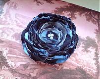 Odznaky/Brošne - kráľovsky modrá... - 1446807