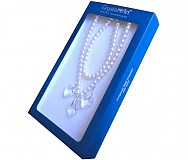 Náhrdelníky - Biele perly - 1447012