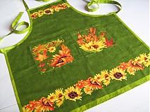 Iné oblečenie - Rozkvetlá v kuchyni II. - 1450034