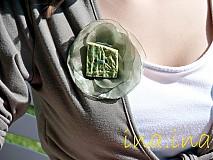 Odznaky/Brošne - Brošňa hrašková - 1452379