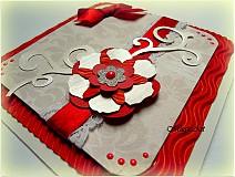 Papiernictvo - Carmen a jej perly... - 1459455