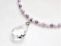 Náhrdelníky - crystal beauty - 1465127