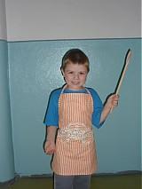 Detské oblečenie - Chlapčenská zástera - 1473464