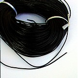 Galantéria - pravá koža 2 mm/ 1 m - 1487985