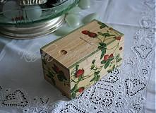 Krabičky -  - 1491257